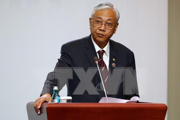 Le Myanmar retire la Loi relative a l'etat d'urgence hinh anh 1