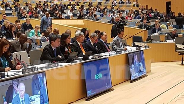 Le Vietnam a la 56e session de l'Assemblee generale de la WIPO hinh anh 1