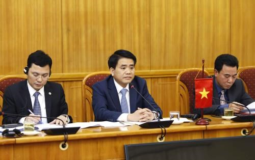 Hanoi accueille favorablement les investisseurs suedois hinh anh 1