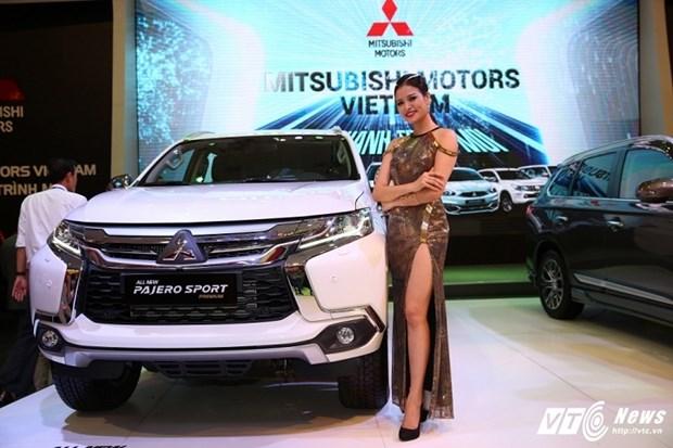 Ouverture de Vietnam Motor Show 2016 hinh anh 1