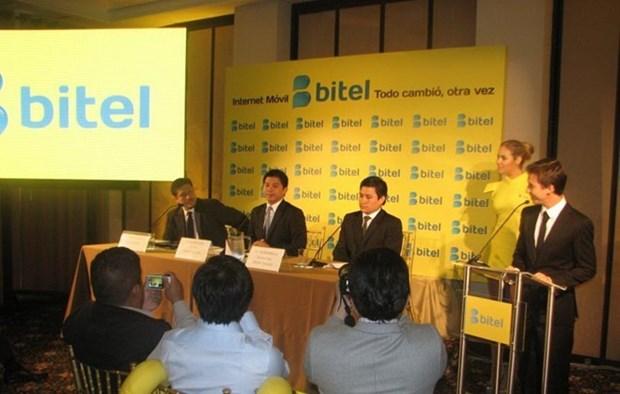 Telecommunications: bonne croissance de Viettel au Perou hinh anh 1