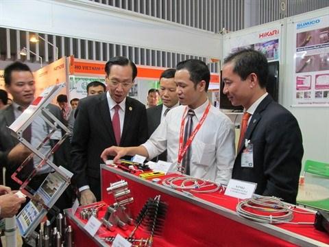 L'industrie auxiliaire au cœur d'expositions internationales a Ho Chi Minh-Ville hinh anh 1