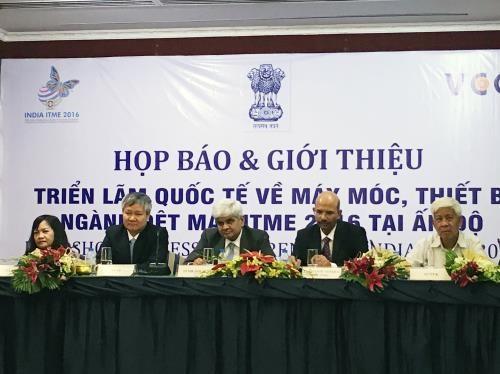 Textile : les entreprises indiennes evaluent les opportunites au Vietnam hinh anh 1