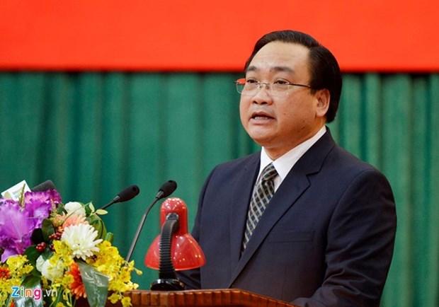 Hanoi vise une croissance du PIB de 8,5-9% en 2016 hinh anh 1