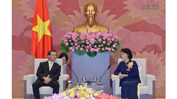 Le Japon premier partenaire economique du Vietnam hinh anh 1