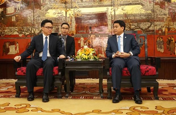 Hanoi et Phnom Penh stimulent la cooperation culturelle hinh anh 1