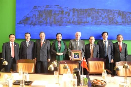Renforcement du Partenariat integral entre le Vietnam et le Danemark hinh anh 1