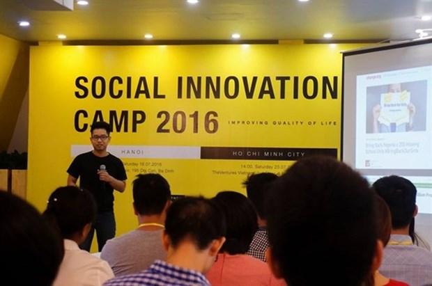 Plus de 250 start-up participent a la HATCH! FAIR 2016 a Ho Chi Minh-Ville hinh anh 1