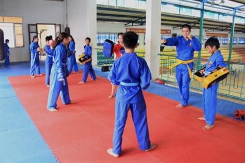 La selection de Vovinam de Cao Bang a la conquete des sommets hinh anh 1