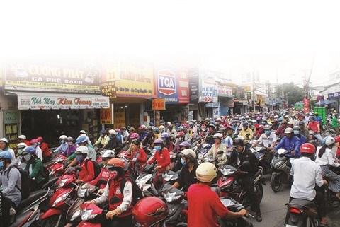 Les grandes villes devoilent leurs plans anti-bouchons hinh anh 2