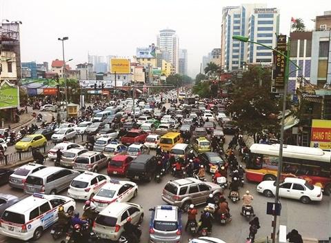 Les grandes villes devoilent leurs plans anti-bouchons hinh anh 1