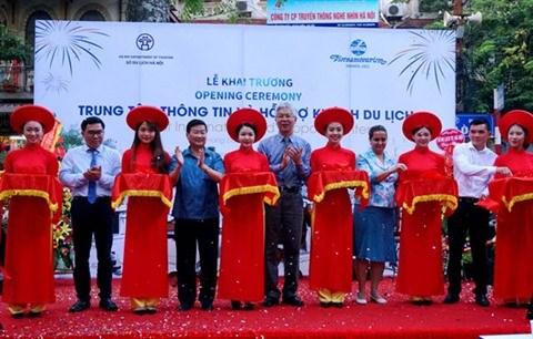 Hanoi propose quatre circuits touristiques gratuits hinh anh 1