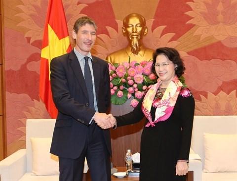 Le Royaume-Uni veut renforcer le commerce avec le Vietnam apres le Brexit hinh anh 1