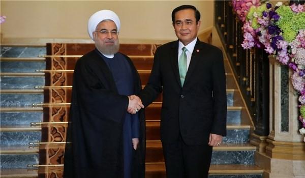 L'Iran et la Thailande conviennent de lutter contre le terrorisme hinh anh 1