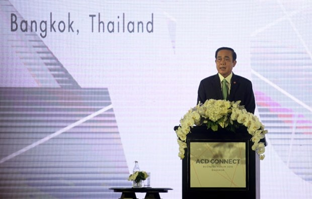 Forum de connexion des entreprises asiatiques en Thailande hinh anh 1