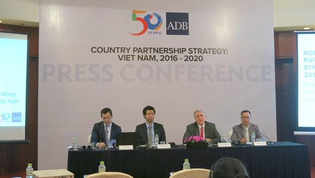 La BAD publie la strategie de partenariat national 2016-2020 hinh anh 1