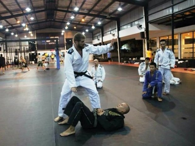Ouverture d'un centre d'arts martiaux d'elite a Ho Chi Minh-Ville hinh anh 1