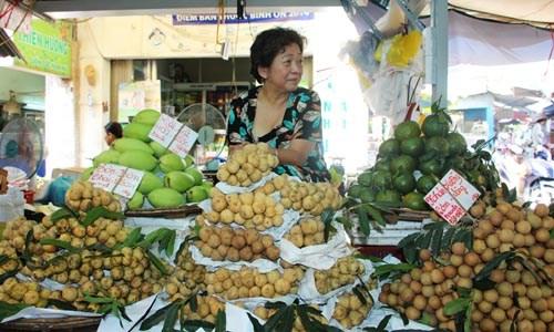 Montee en fleche des importations nationales de fruits et legumes de Thailande et de Chine hinh anh 1