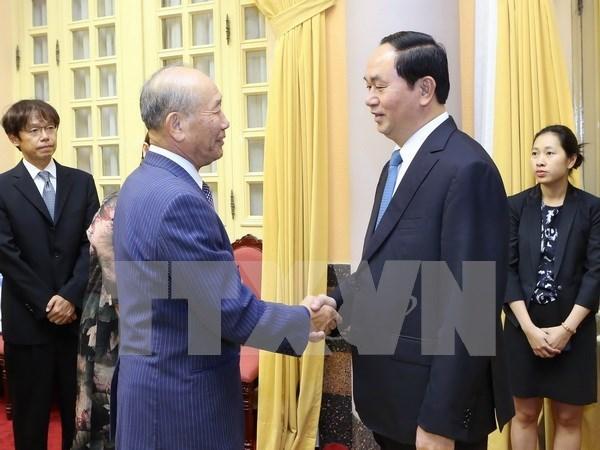 Le Vietnam appelle a l'investissement japonais dans les secteurs prioritaires hinh anh 1