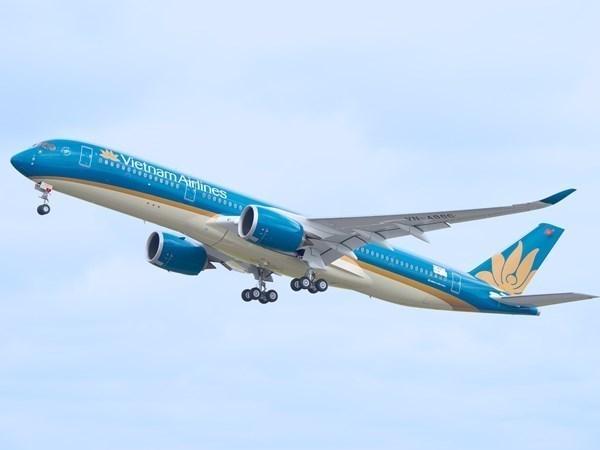 Vietnam Airlines : 2.600 milliards de dongs de benefices avant impot en neuf mois hinh anh 1