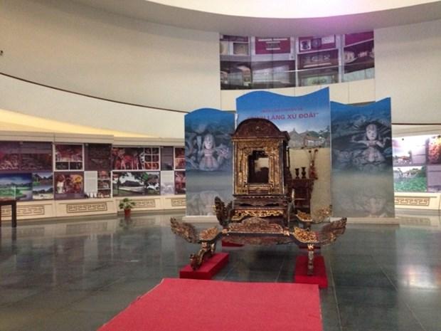 Le Musee de Hanoi expose les documents et les objets collectionnes durant la periode 2015-2016 hinh anh 1