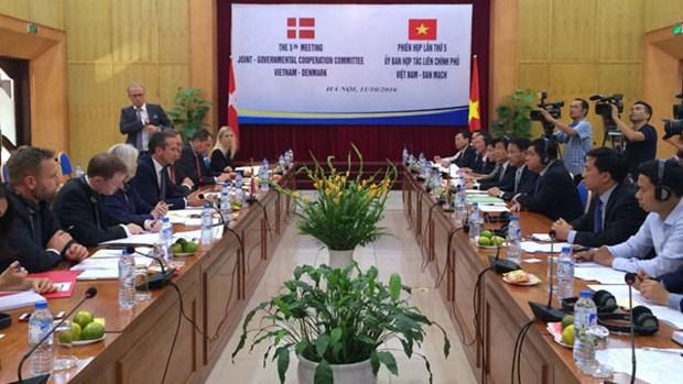 Vietnam-Danemark : pour un partenariat integral renforce hinh anh 1