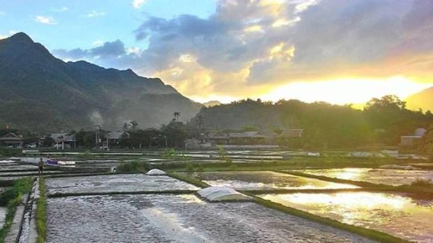 Pour que Mai Chau devienne une destination nationale touristique hinh anh 1