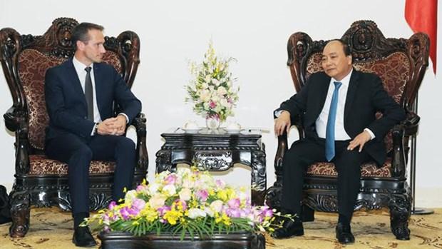 Le Vietnam souhaite continuer de recevoir des APD du Danemark hinh anh 1