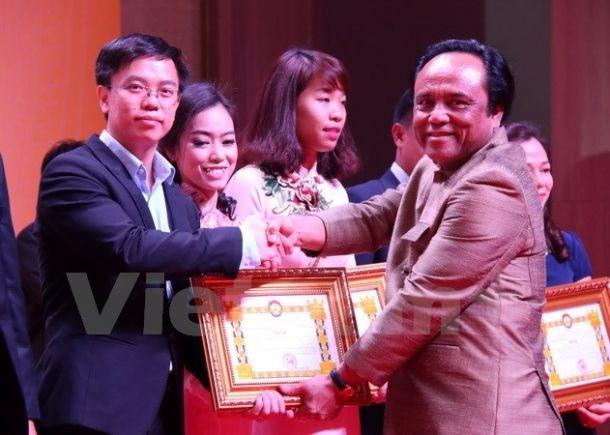 La Journee des entreprises vietnamiennes celebree au Laos hinh anh 1