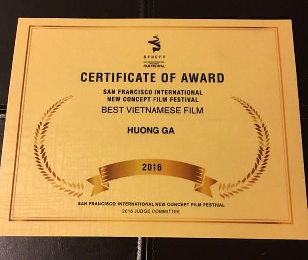 Un long-metrage vietnamien distingue au Festival international du film aux Etats-Unis 2016 hinh anh 1