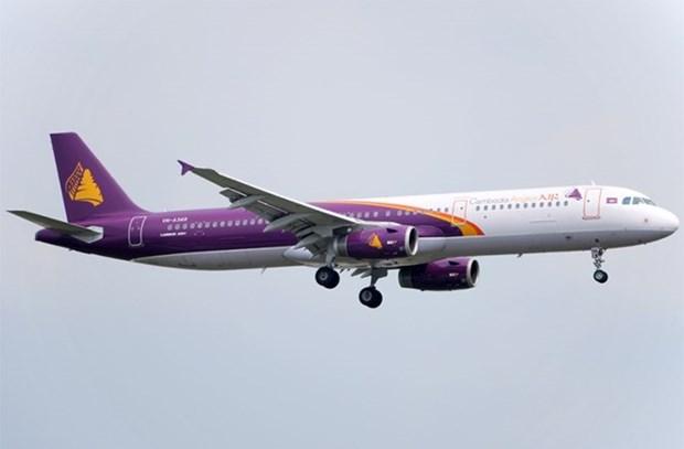 Cambodia Angkor Air desservira Hanoi-Siem Reap hinh anh 1
