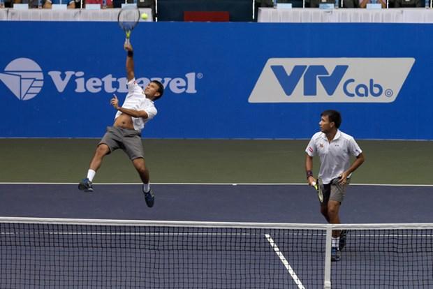 Tennis : cloture du Vietnam Open 2016 a Ho Chi Minh-Ville hinh anh 1