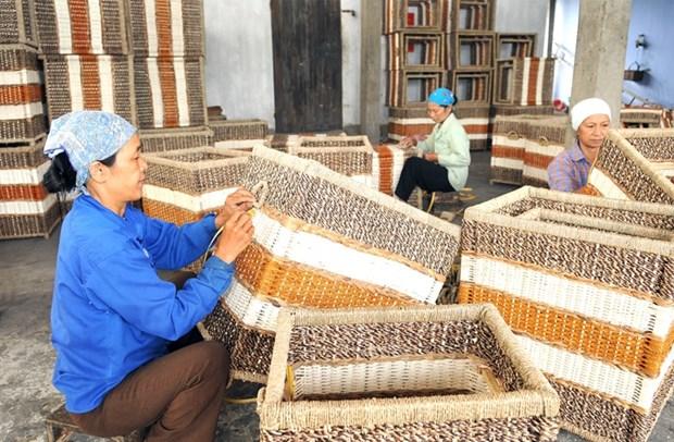 Hanoi investira plus de 32.700 mds de dongs pour l'edification de la Nouvelle ruralite hinh anh 1