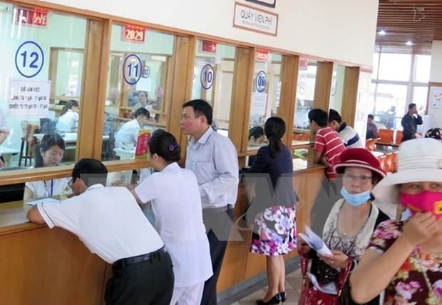 Nam Dinh souhaite etendre la couverture de l'assurance sante hinh anh 1