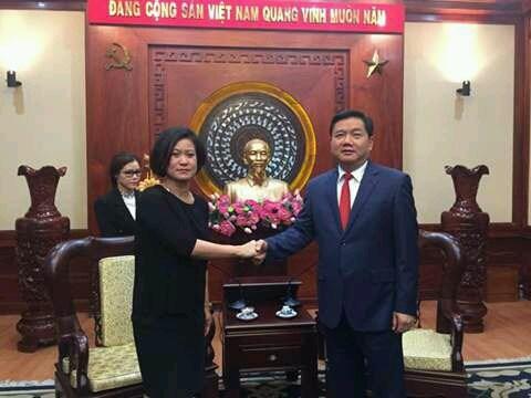 Ho Chi Minh-Ville favorise les investisseurs thailandais hinh anh 1