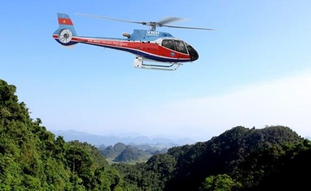 Perte de contact avec un helicoptere dans la province de Ba Ria-Vung Tau hinh anh 1