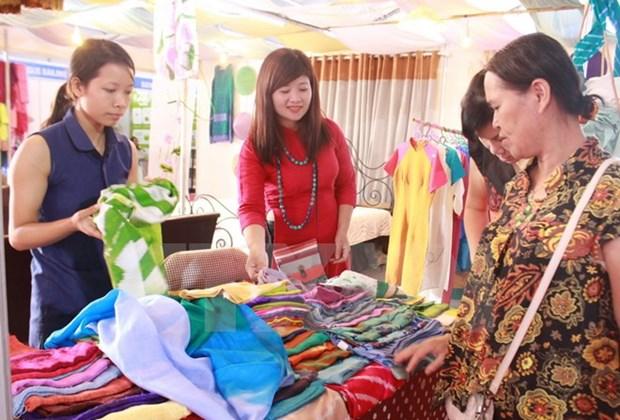 Le Vietnam participe a la foire des produits de haute qualite en Chine hinh anh 1
