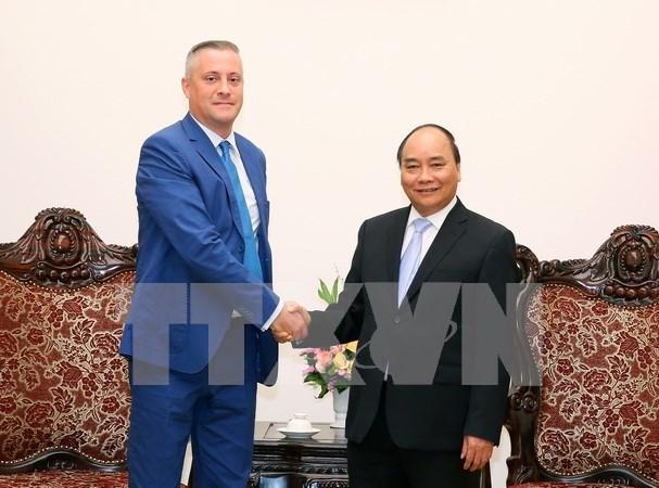 Vietnam et Bulgarie souhaitent renforcer leur cooperation dans le commerce et l'investissement hinh anh 1