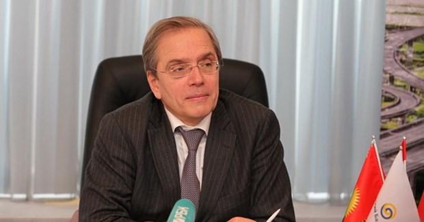 La Banque eurasienne de developpement favorable a l'adhesion du Vietnam hinh anh 1
