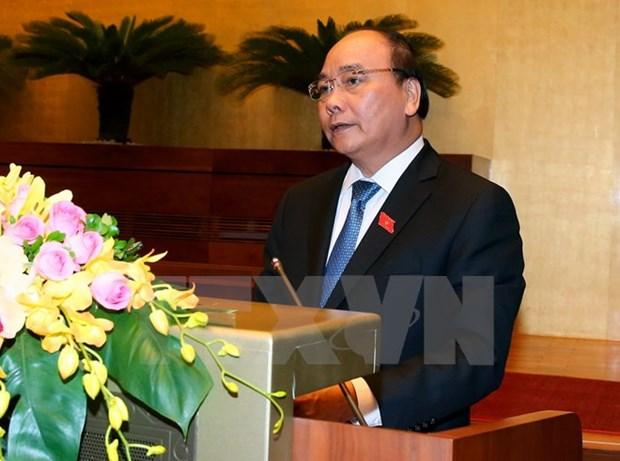 AN: le Premier ministre affirme le developpement stable de l'economie nationale hinh anh 1