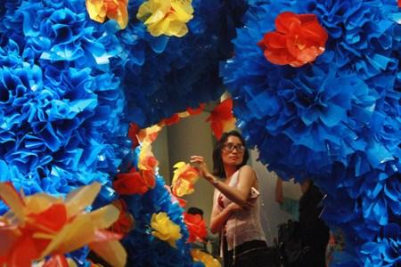 Beaux-arts vietnamiens: 30 ans de Renouveau hinh anh 2