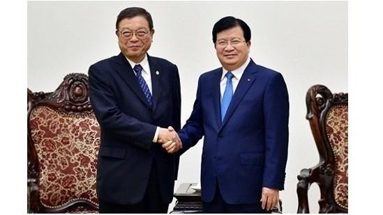 Devnet et la mise en oeuvre du modele japonais de cooperative au Vietnam hinh anh 1