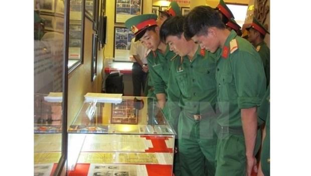 Gia Lai : exposition «Hoang Sa, Truong Sa du Vietnam - les preuves historiques et juridiques» hinh anh 1