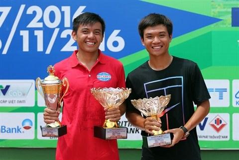 Ly Hoang Nam dans le Top 700 du classement de l'ATP hinh anh 2