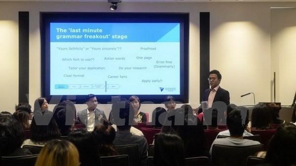 Start-up de jeunes Vietnamiens au Royaume-Uni hinh anh 1