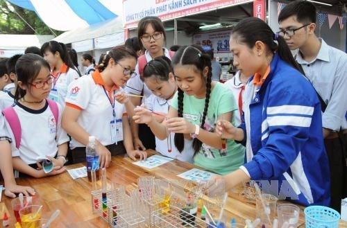 Gala de la jeunesse creative de Ho Chi Minh-Ville hinh anh 1