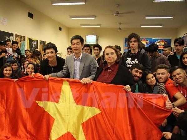 L'image du Vietnam promue en Argentine hinh anh 1
