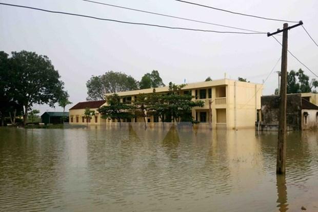 La communaute des Vietnamiens au Mexique s'oriente vers les sinistres des crues au Centre hinh anh 1