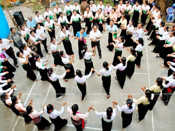 Conference sur l'elaboration d'un dossier sur la danse Xoe Thai pour l'UNESCO hinh anh 1