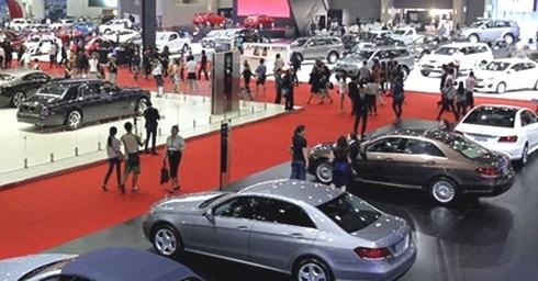 Pres de 24.000 automobiles importees de Thailande depuis janvier hinh anh 1